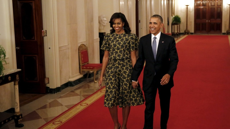 VERBATIM: Michelle will never run for president