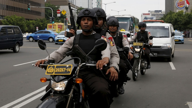 Jakarta attack highlights ISIS threat in Asia