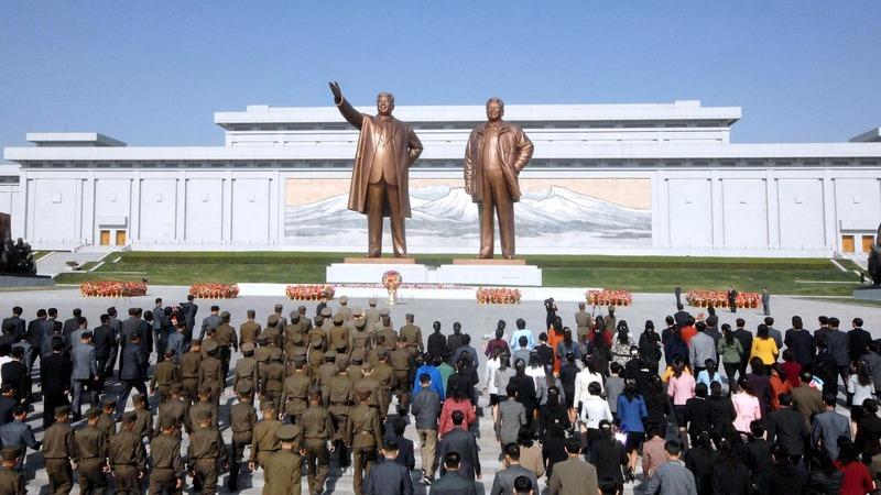 North Korea's nuclear team takes a break