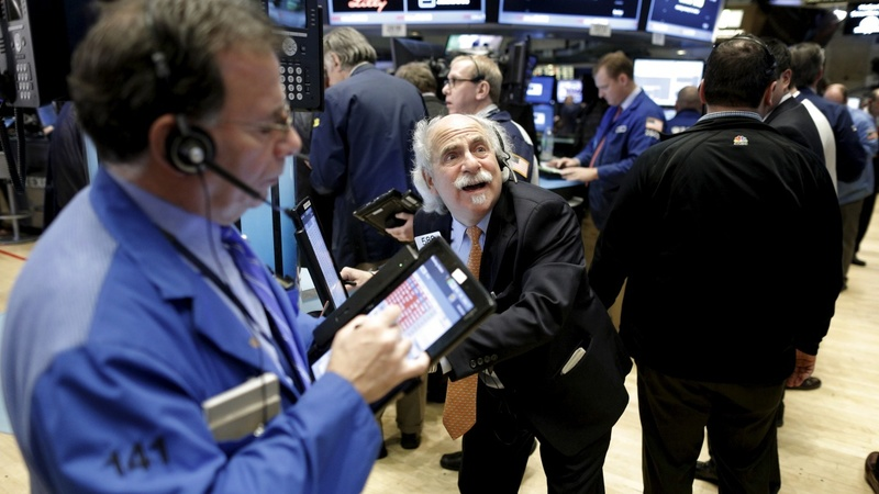 More market mayhem as stocks, oil drop sharply