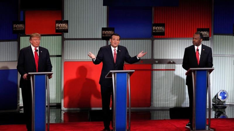 GOP double down on dire drumbeat at debate