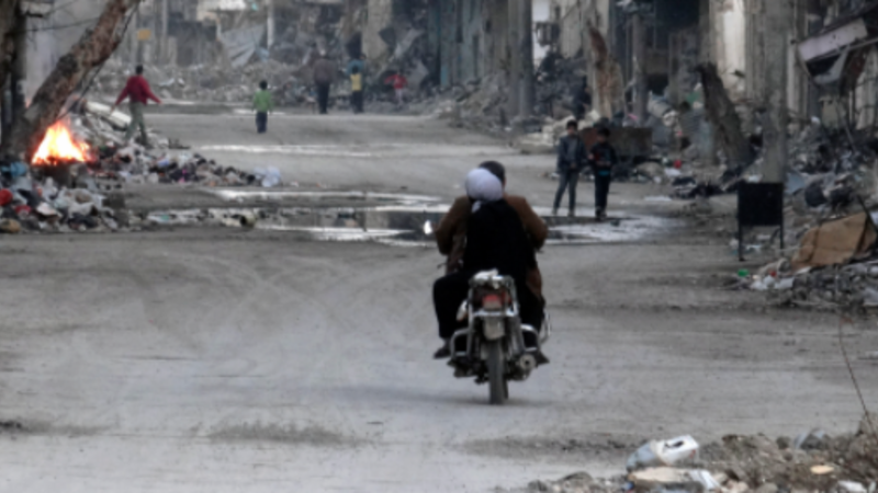 IS kidnaps 400 civilians in Syrian city