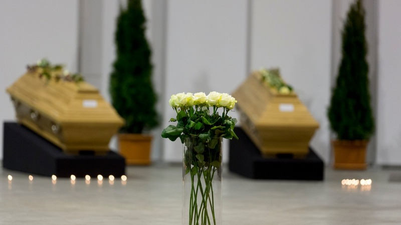 Istanbul attack victims returned to Germany