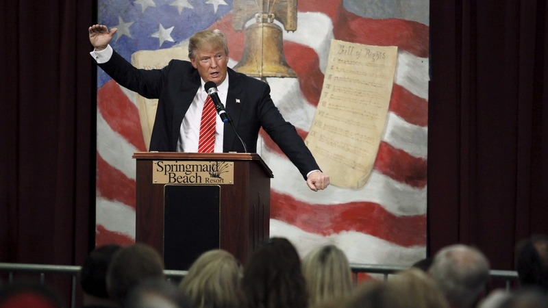First-time voters power Trump