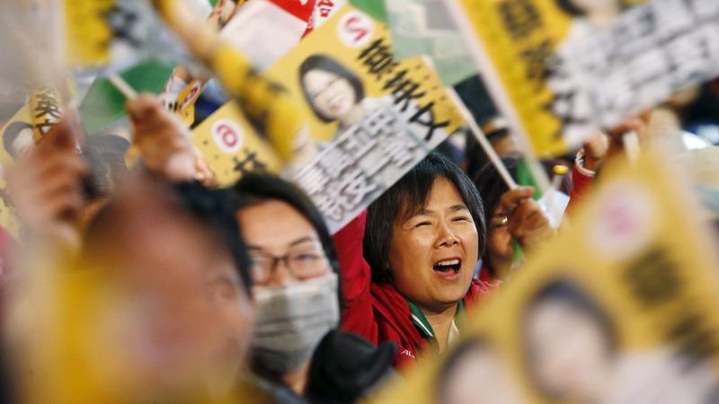 Taiwan: China's no. 1 island dispute