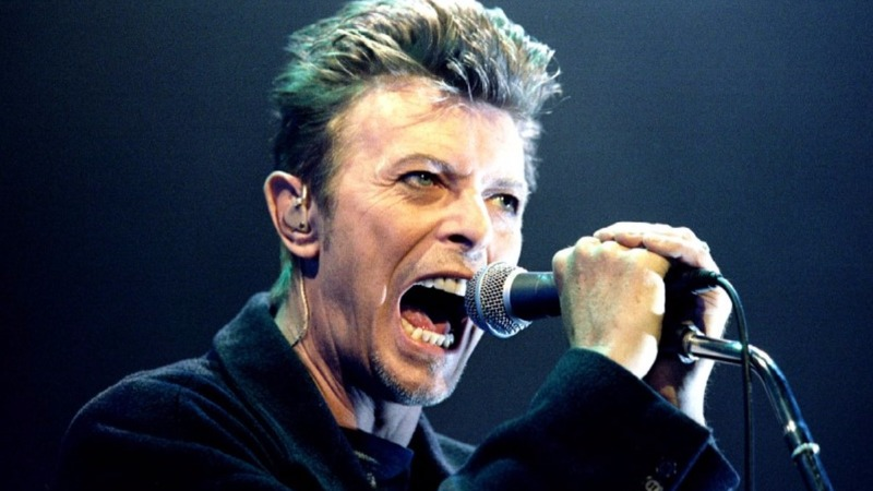 Bowie's 'Blackstar' bests the U.S. Billboard