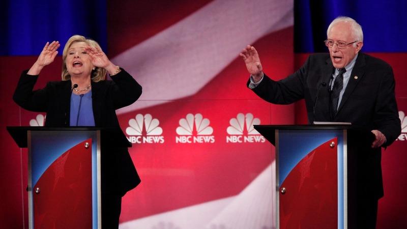 VERBATIM: Sanders and Clinton clash in South Carolina