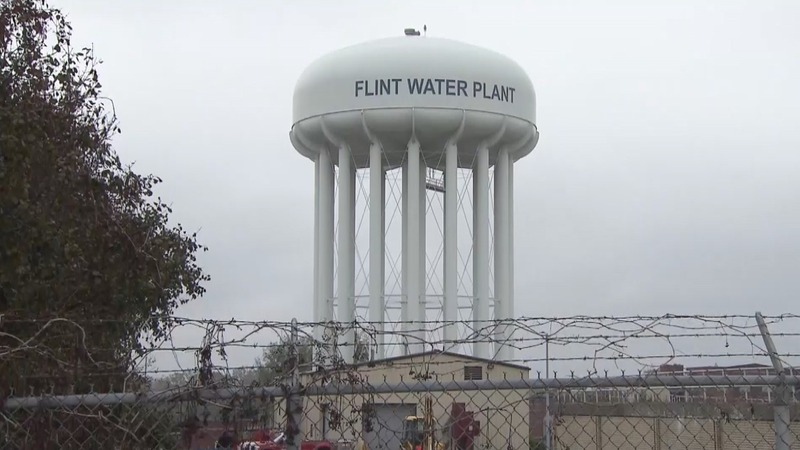 Candidates call for action on Flint water crisis