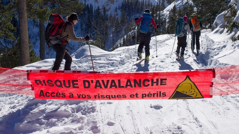 Five soldiers killed in French avalanche