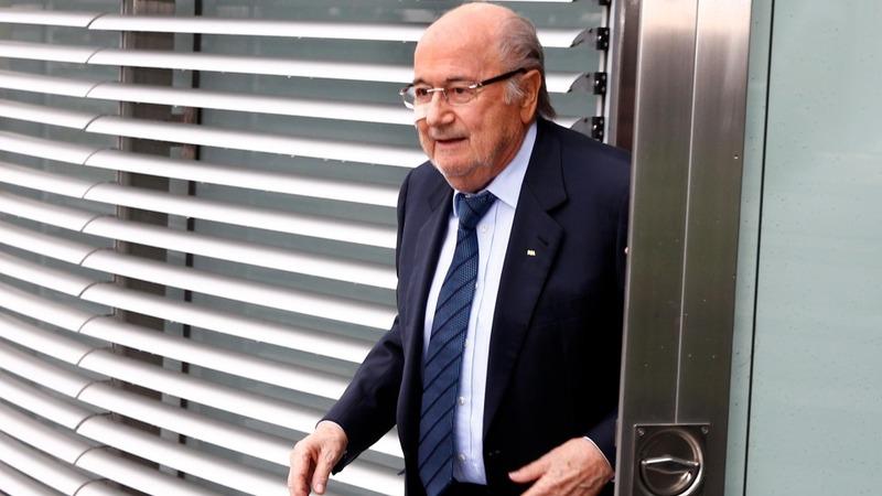 Exclusive: Blatter still paid, despite ban