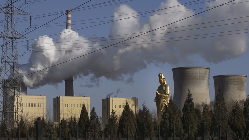 China's pollution: good news shrouded in smog
