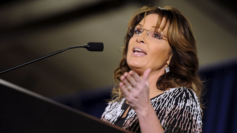 Sarah Palin endorses Trump