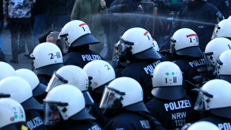 Raids in Cologne linked to New Year violence