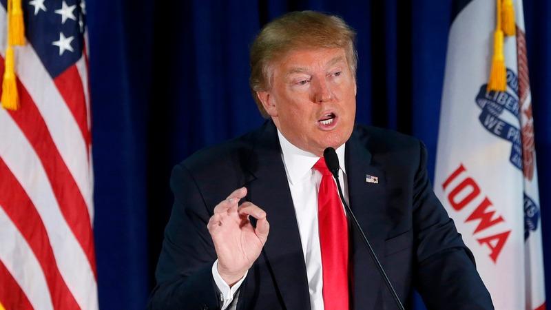 VERBATIM: Trump calls Cruz 'worse than Hillary'