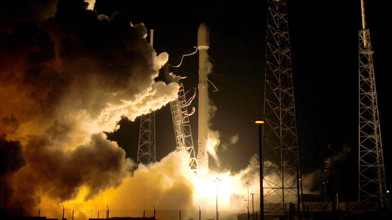 SpaceX launches space startups to new heights