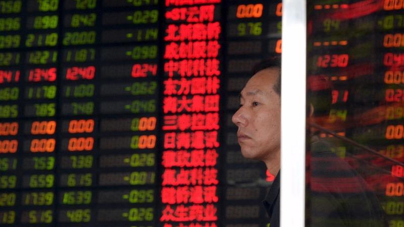 Emerging markets slammed by China slowdown