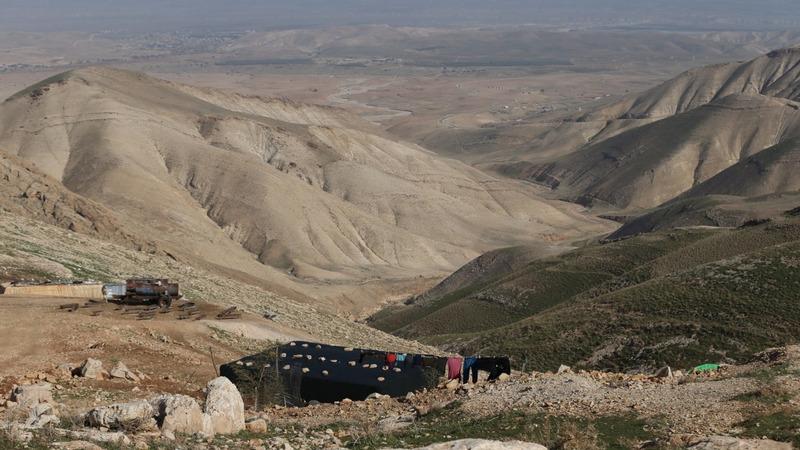 Israel plans to seize West Bank land