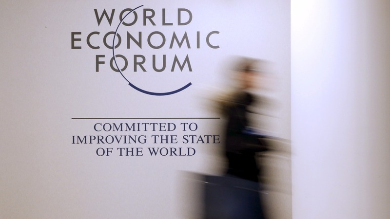 Markets chatter at the World Economic Forum