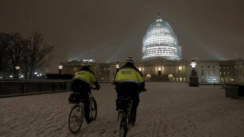 East Coast braces for epic snowstorm