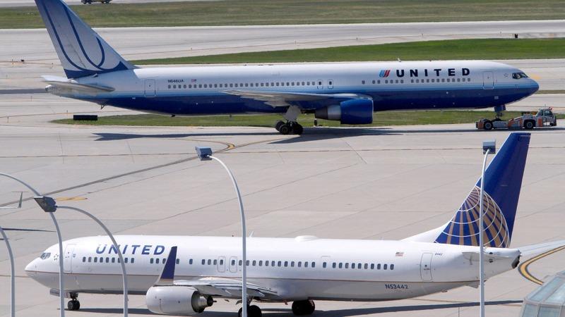 United CEO readies heart attack comeback