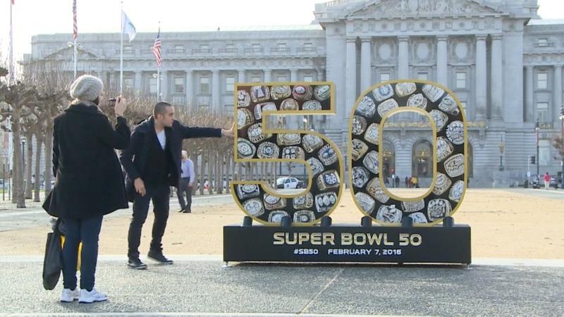 San Francisco tensions over Super Bowl cost