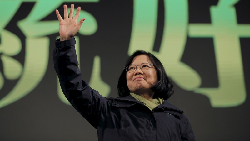 Taiwan's new leader slammed by pro-China spam