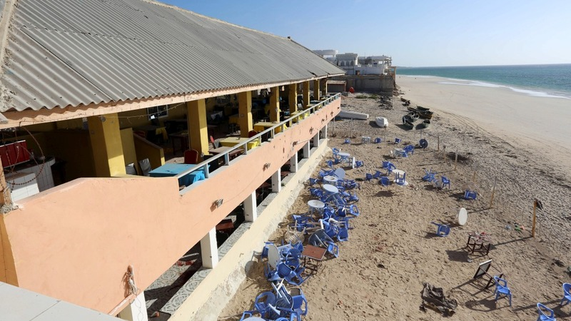 Islamists storm restaurant in Somalia