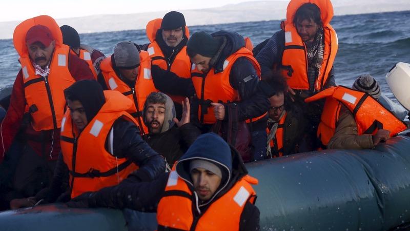 VERBATIM: EU 'must get a grip' on migration