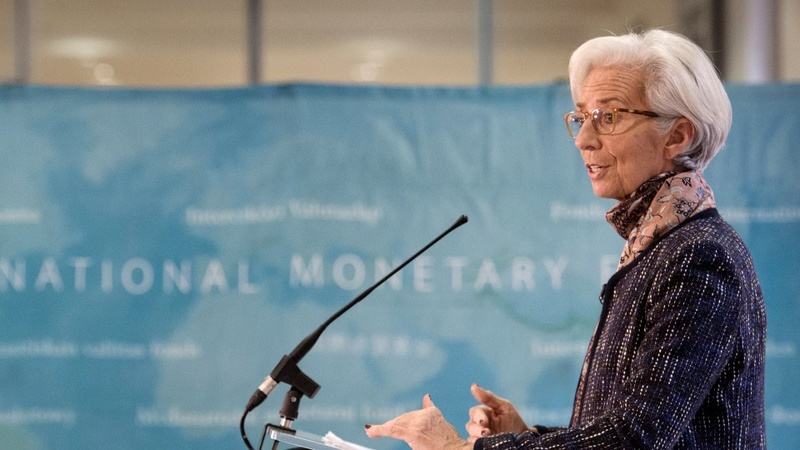IMF boss Lagarde seeks second term