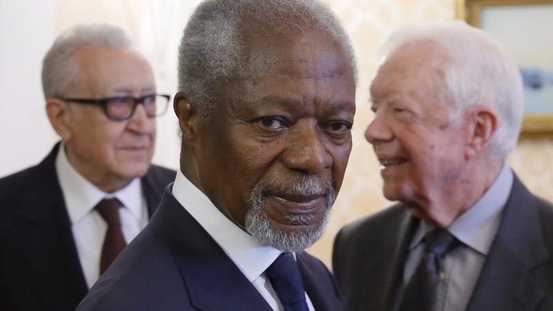 VERBATIM: Annan on Trump