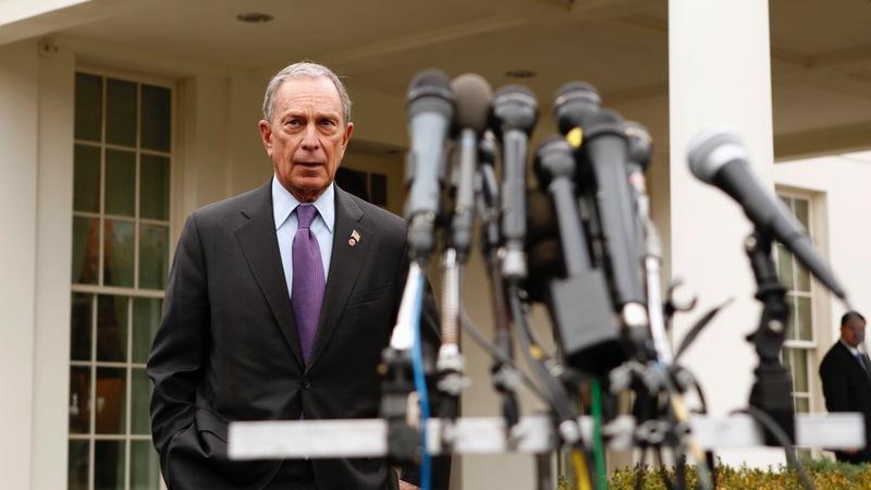 Bloomberg weighing White House run: NYT