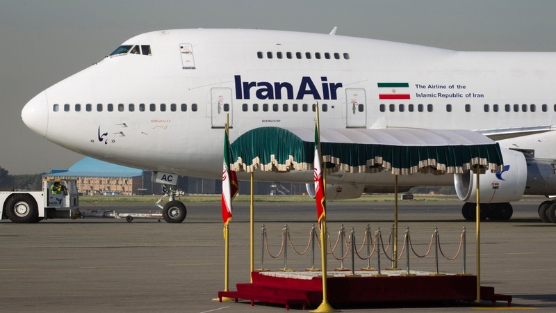 Iran considers Boeing plane purchase