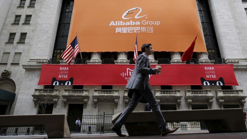 Alibaba faces worst revenue growth on record