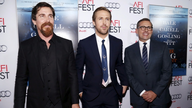 'Big short' Oscar frontrunner after PGA Awards