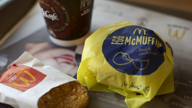 McDonald's scores a win with all-day breakfast