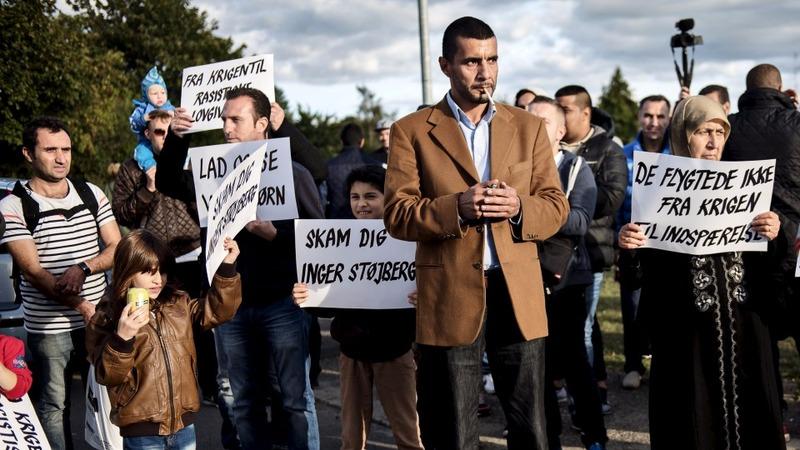 Denmark passes controversial migrant bill