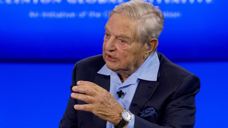 Investor Soros gets a tongue lashing from China