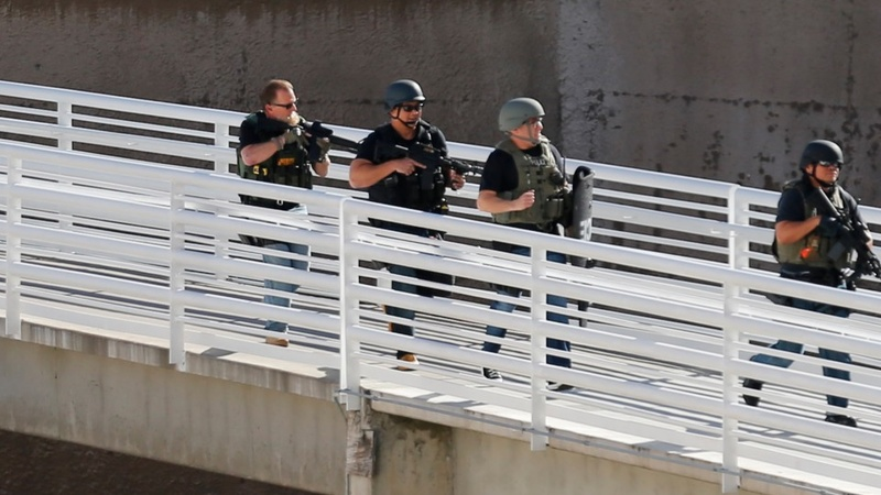 No evidence of shots fired at Naval Medical Center: Officials