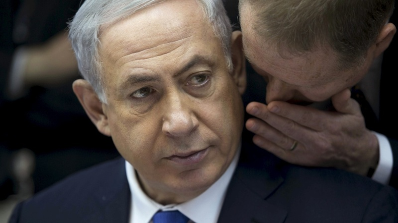 Netanyahu: UN chief is encouraging terrorism