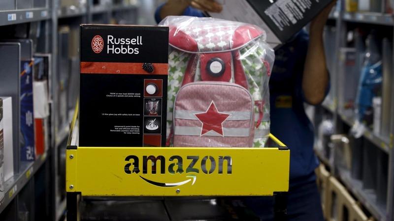 Amazon's Jeff Bezos has the Midas touch
