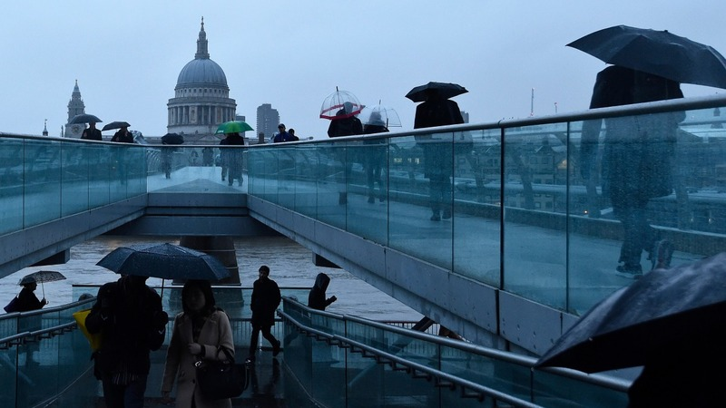 UK GDP growth slows to 3 near year low