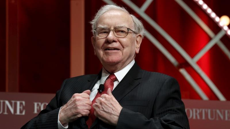 Buffett's next gig: 'Celebrity Apprentice' judge