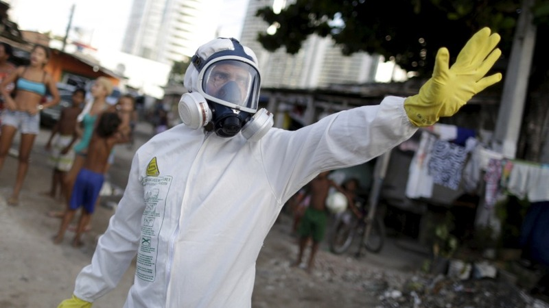 WHO: Zika virus 'spreading explosively'