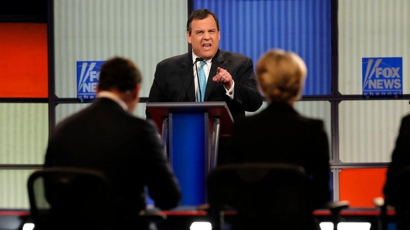 VERBATIM: Republicans clash at Trump-less debate