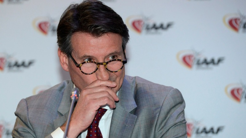 IAAF's Coe 'unaware of bribes'
