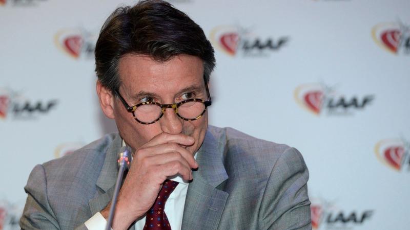 IAAF's Coe 'unaware of bribes'