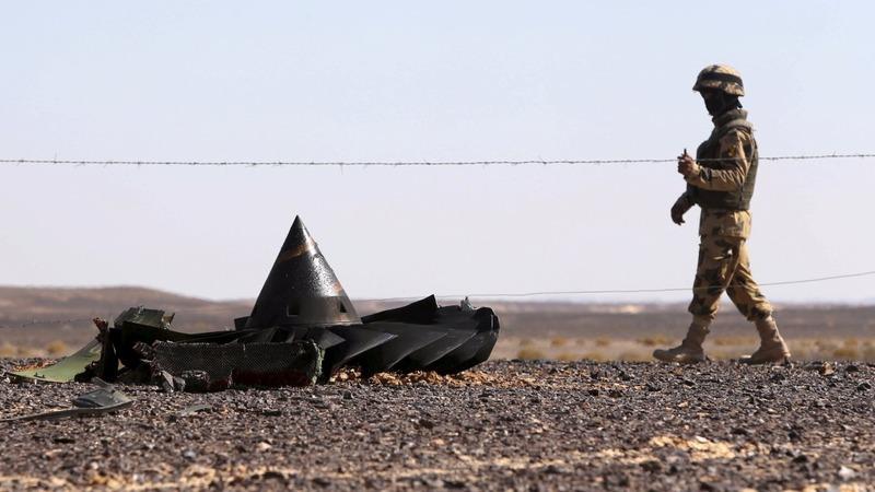 Exclusive: Mechanic suspected in Egypt crash