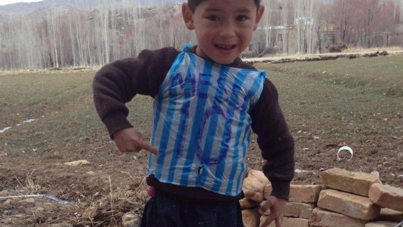 Viral hit 'Mini Messi' is finally found