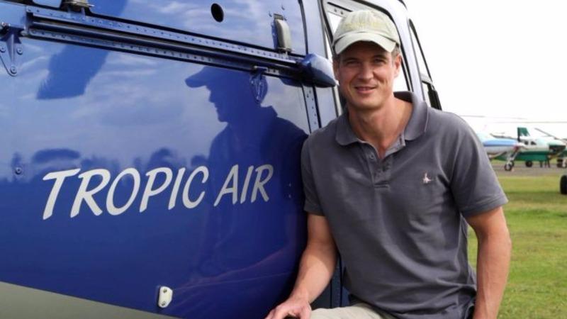 Tanzania manhunt for 'elephant poacher' pilot killers