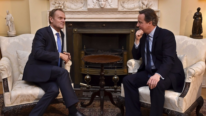 'Crucial' talks ahead on UK-EU deal
